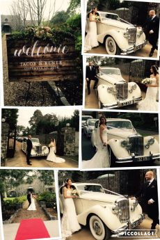 Wedding Cars Yarra Valley – Renee & Jacob