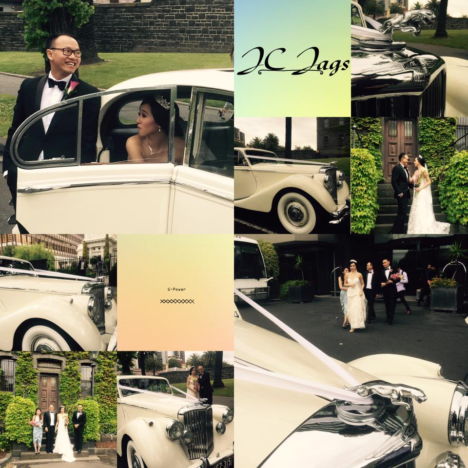 Wedding Car Hire Melbourne – Hemmy and Charles