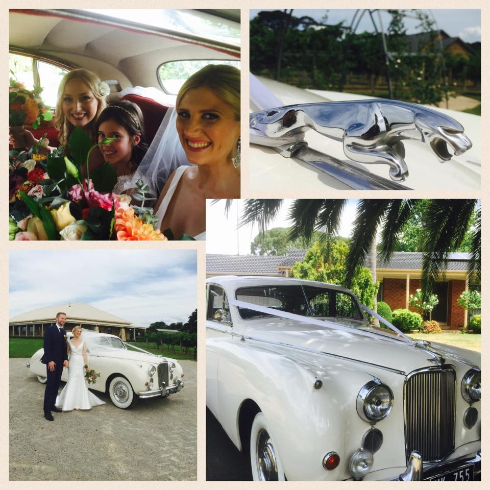 Wedding Car Hire North-Eastern Melbourne – Magda & Tim
