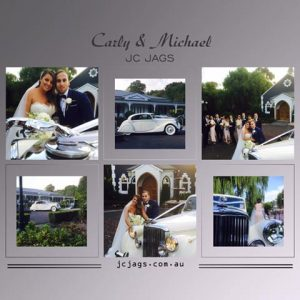 Eltham Wedding Car Hire at Ballara Receptions