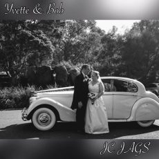 Yarra Valley Wedding Car Hire – Yvette and Bob Tie the Knot!