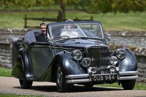 Epping Wedding Car Hire - Pippa Middleton