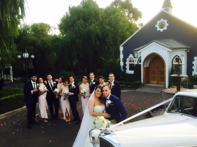 Mark 5 Jaguar Wedding Car Hire (19)