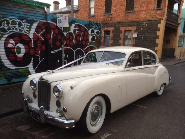 Mark 7 Jaguar Wedding Car Hire (17)