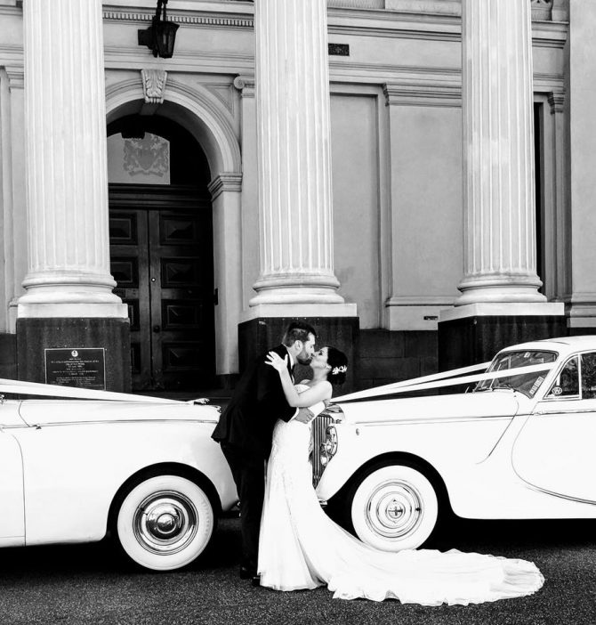 Manor On High Reception Wedding Car Hire