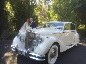 Potters Receptions Wedding Car Hire