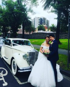 Toorak Wedding – Wedding Car Hire