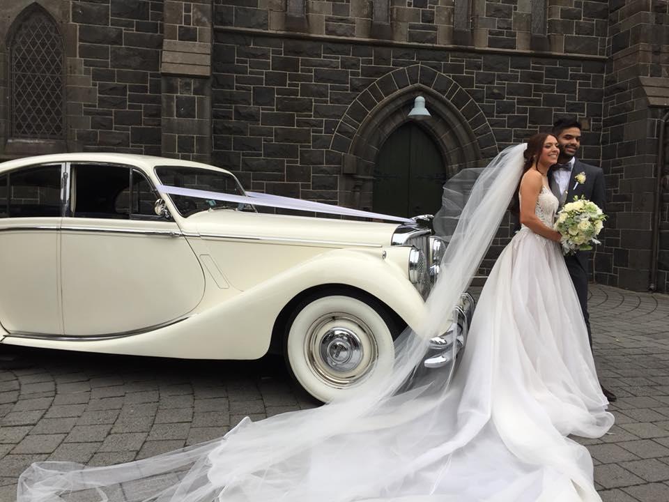 West Melbourne Classic Wedding Car Hire