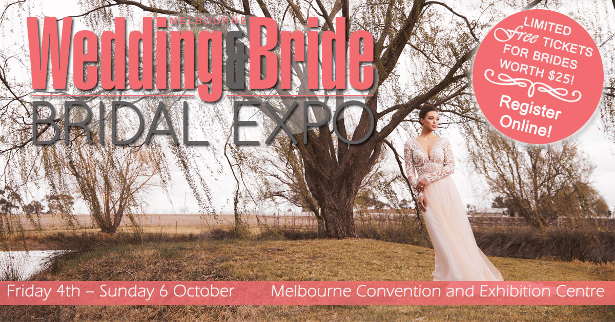 JC Jags at the Melbourne Wedding Expo - Wedding and Bride Bridal Expo Spring 2019
