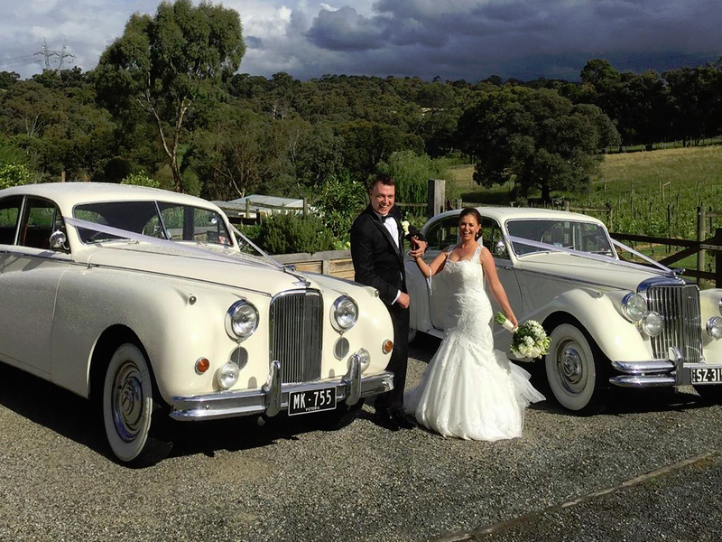 Yarra Valley Wedding Car