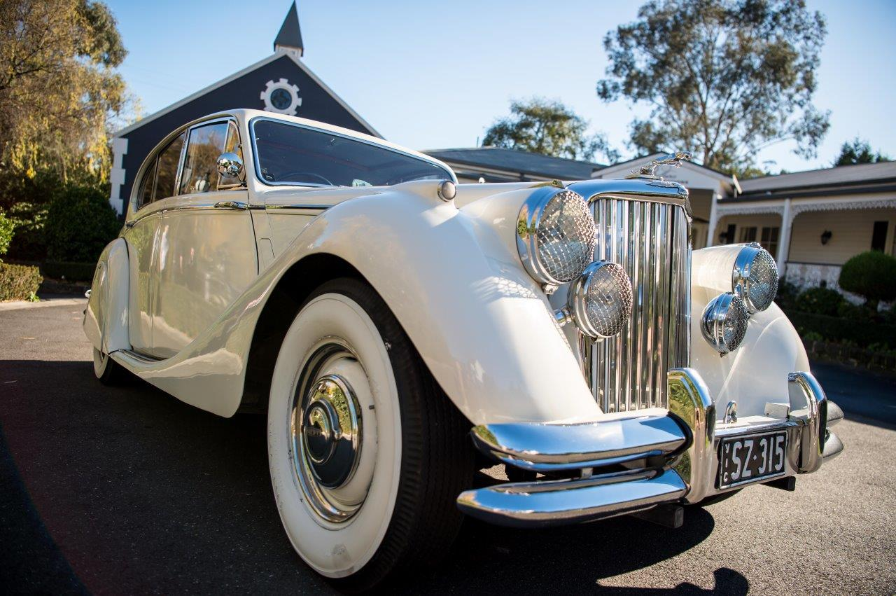 Ballara Rceeptions Wedding Car