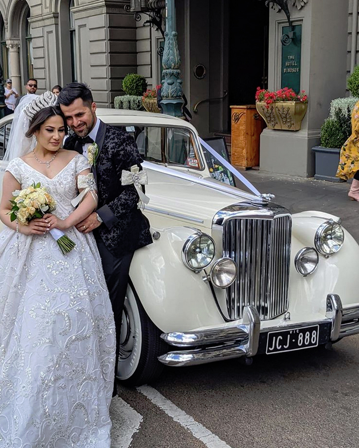 Cambellfield Wedding Car Hire