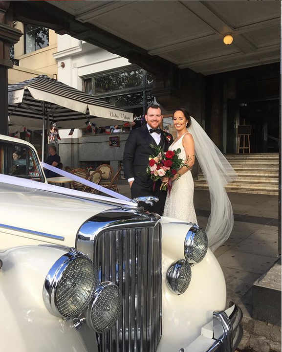 St Kilda Wedding Car Hire